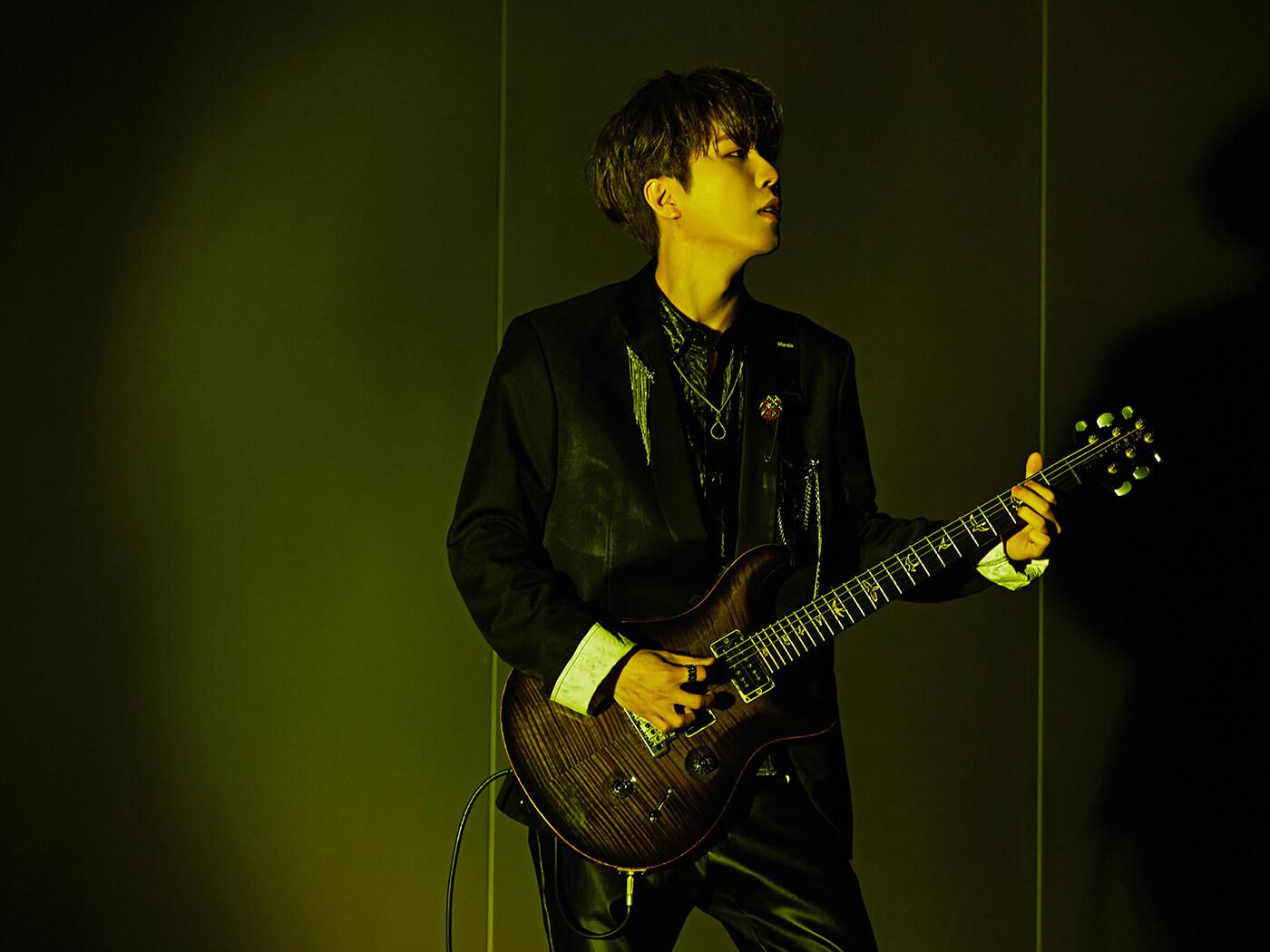 Bursters Junyong Ahn