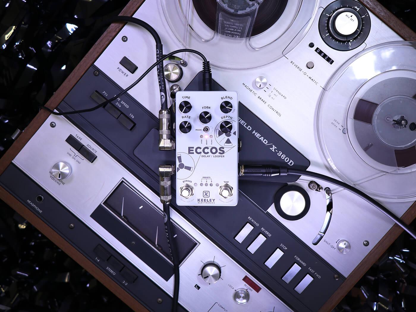 Keeley Electronics Eccos