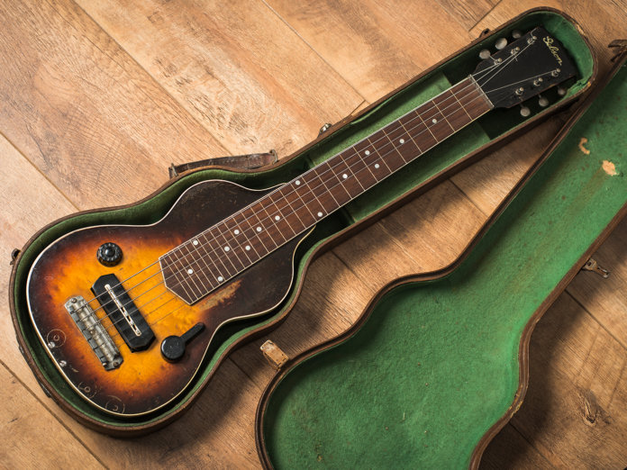 Rob Toma's 1936 Gibson EH-150 Lap Steel