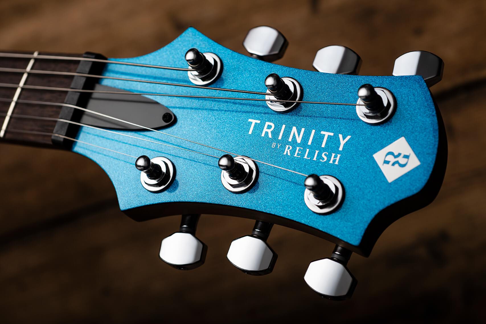 Relish Trinity Headstock