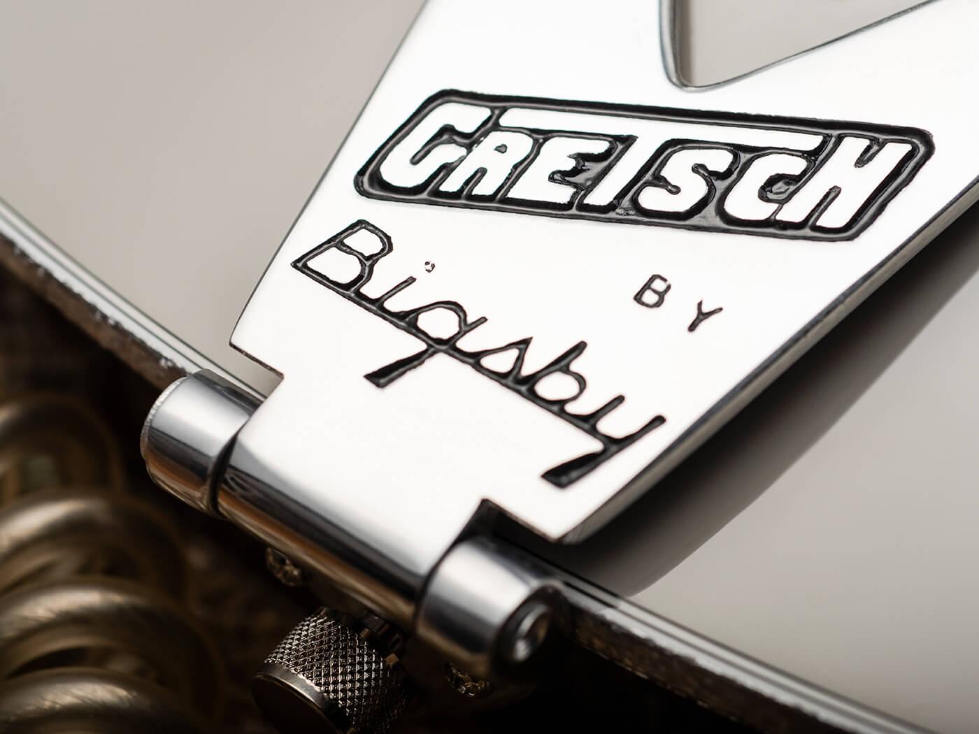 Gretsch Ltd Ed Penguin Bigsby