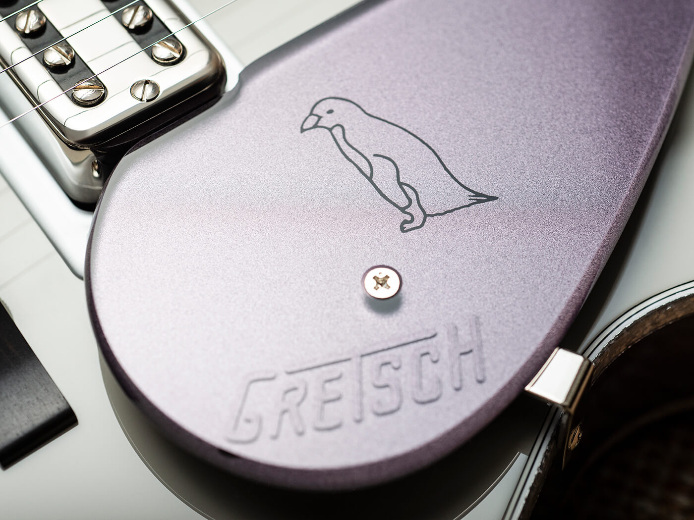 Gretsch Ltd Ed Penguin Pick Guard