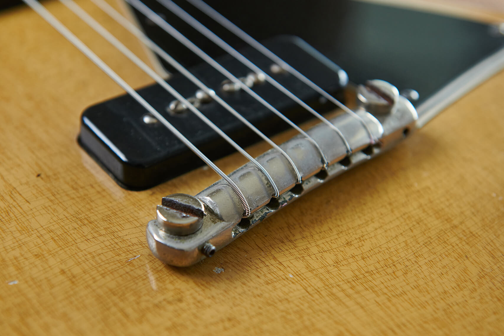 Gibson Les Paul TV Special Bridge