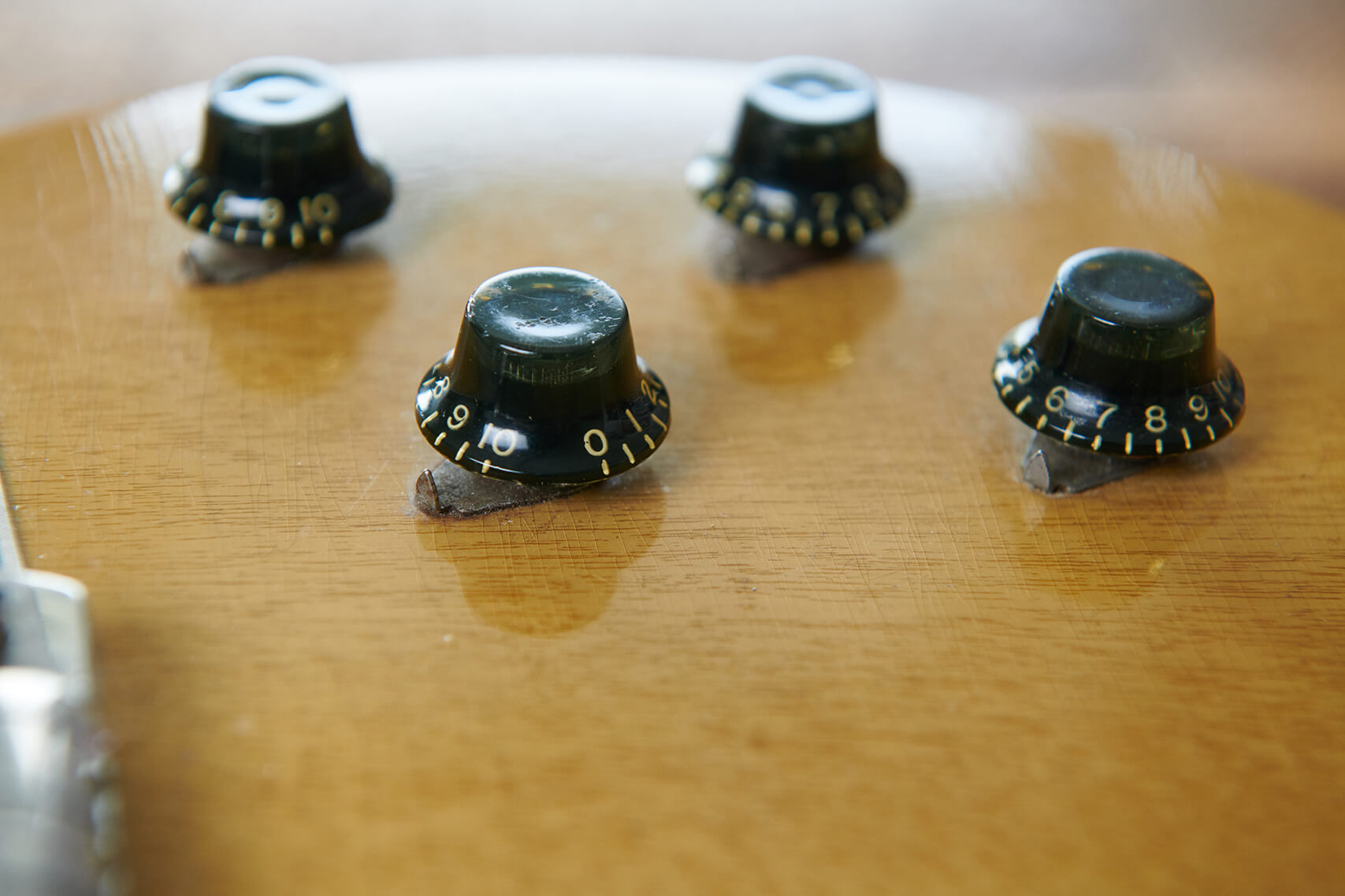 Gibson Les Paul TV Special Controls
