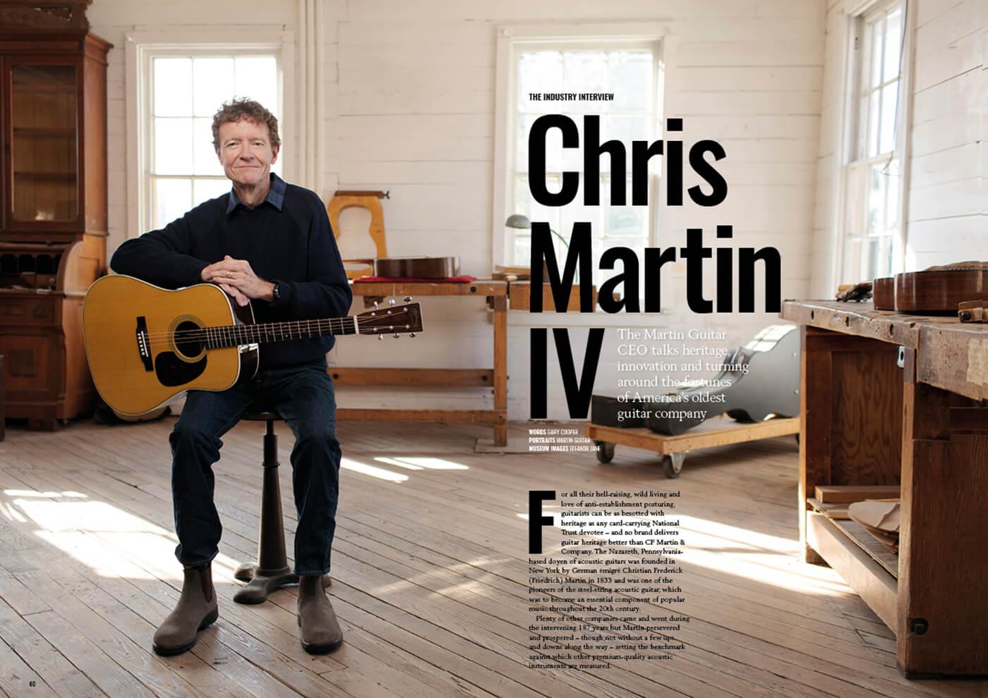 chris martin vi martin guitar magazine 381
