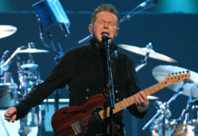 Don Henley of Eagles