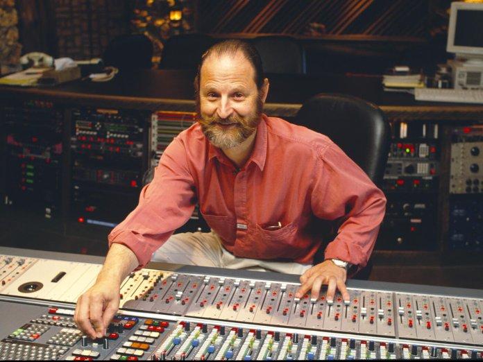 eddie kramer on mixing desk