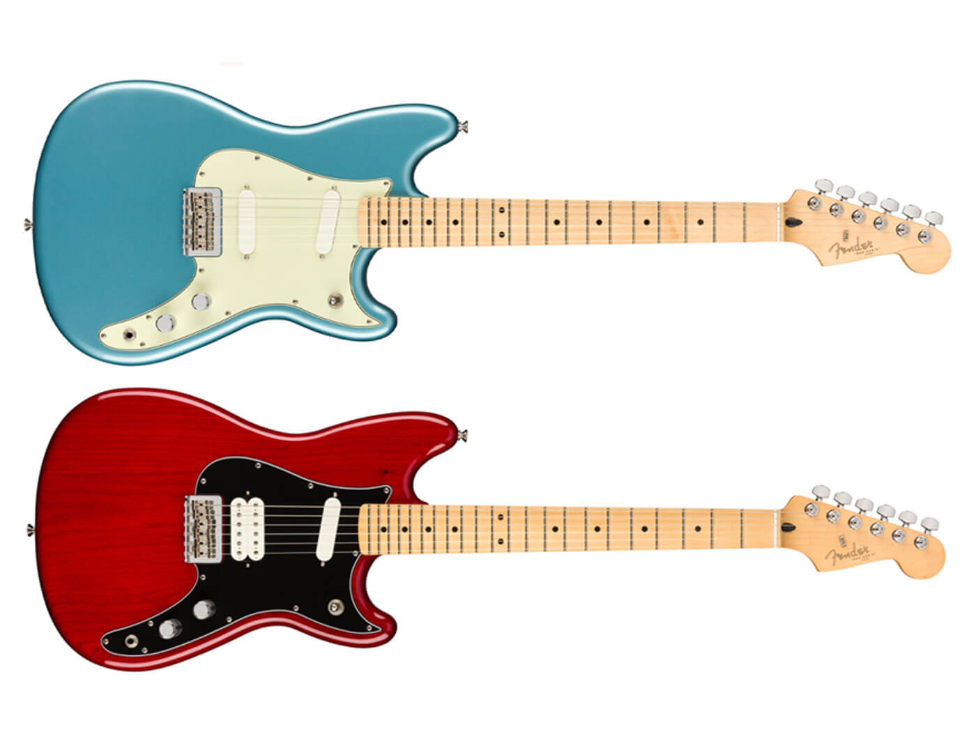 The Fender Player Duo Sonic