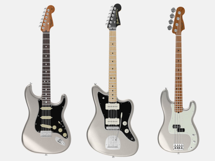 The Fender Mod Shop's new options