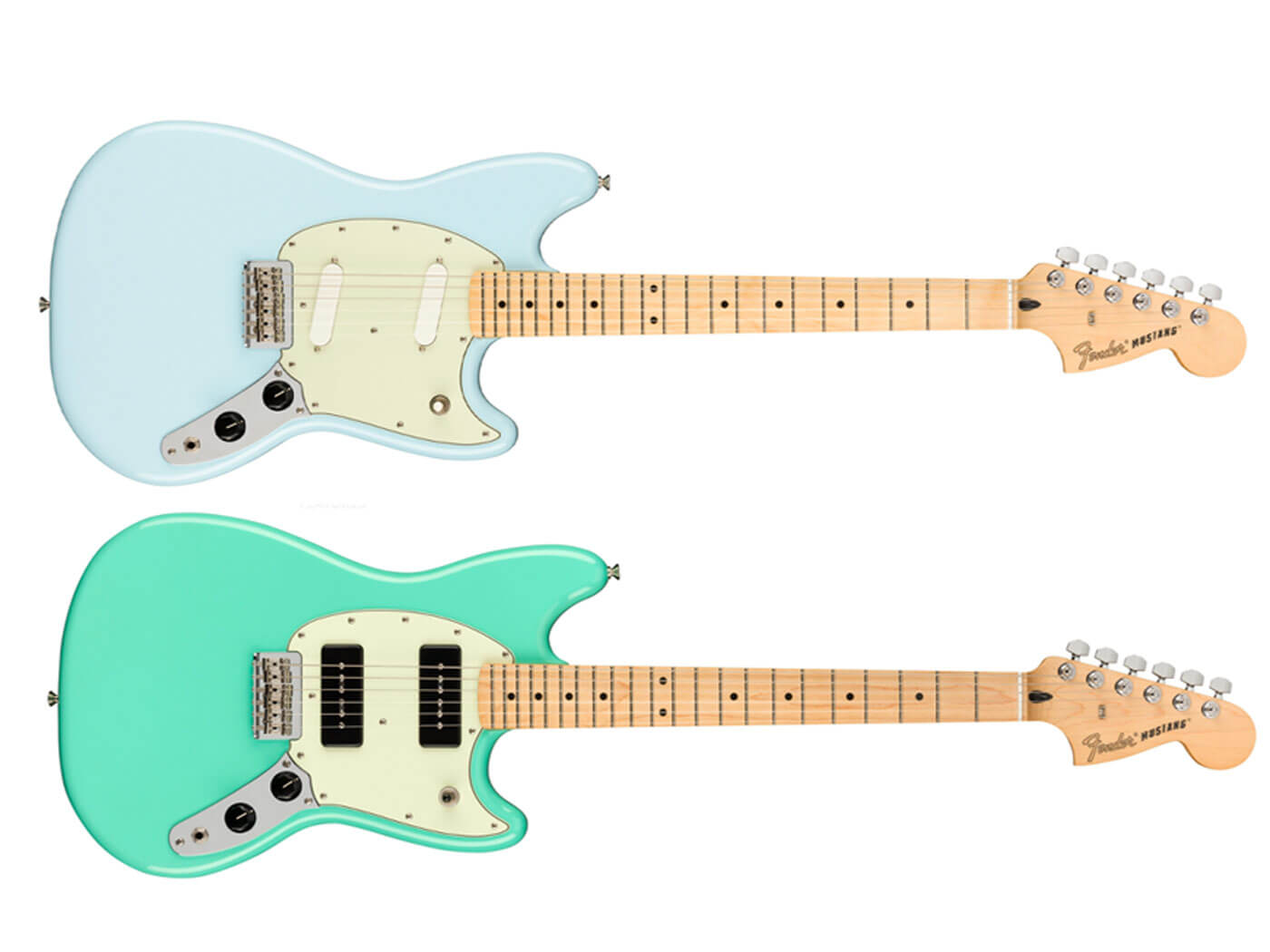 The Fender Player Mustang