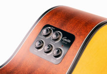 Guitto GGP-02 Acoustic Pickup
