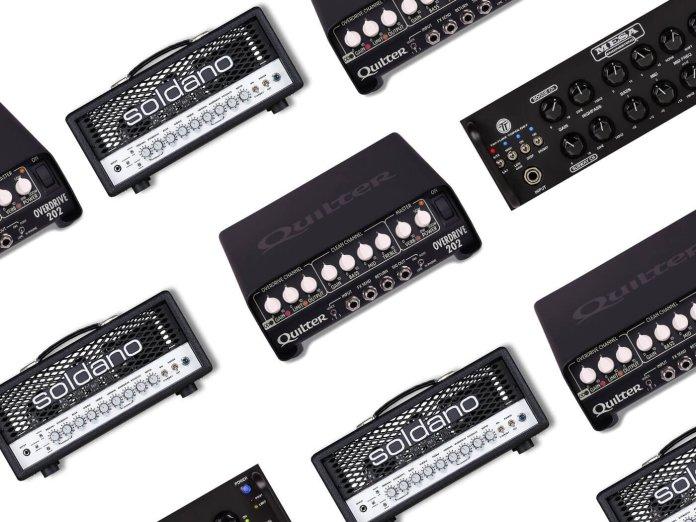 June's amplifiers