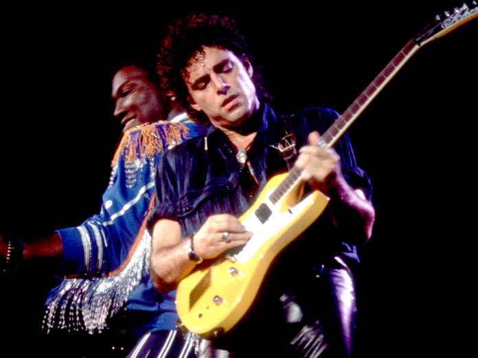Neal Schon and Randy Jackson Journey