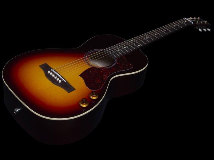 Norman Guitars Parlor Model