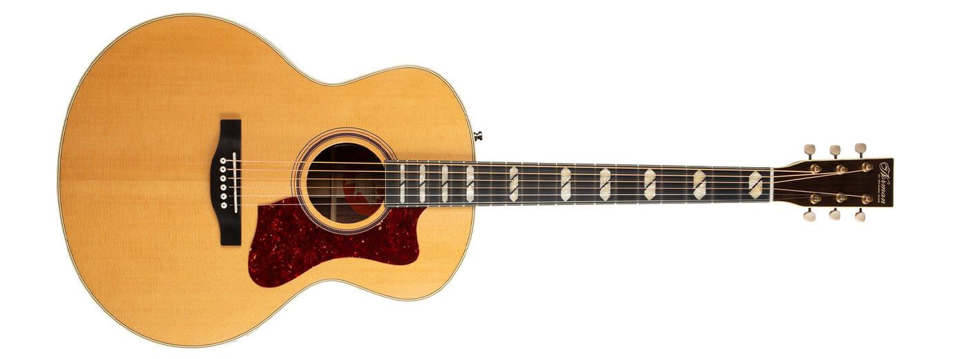 norman guitars st68