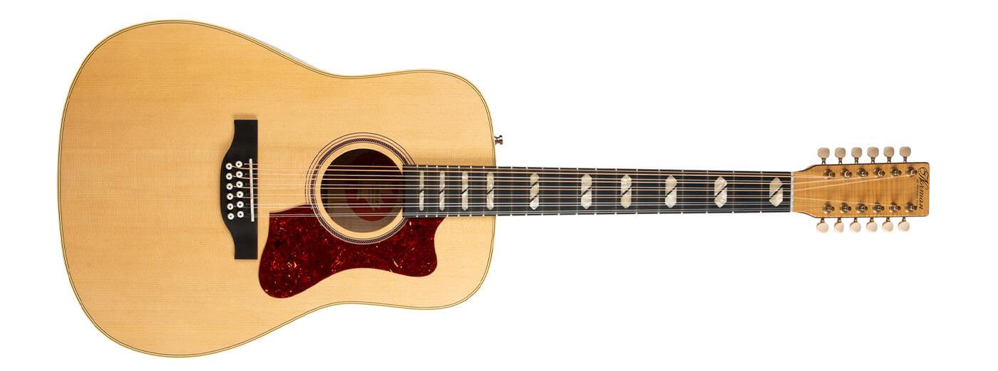 norman guitars b50