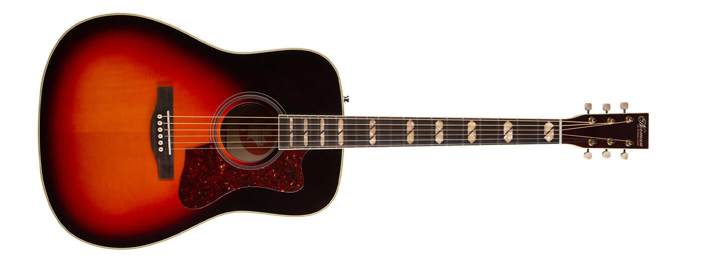 norman guitars st50