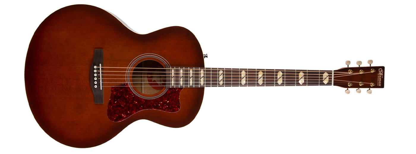 norman guitars st30