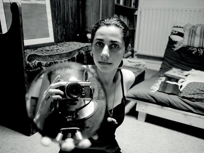 PJ Harvey Vinyl Promo Pic
