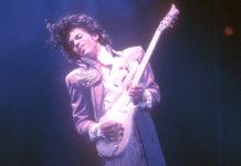 Prince Onstage Cloud Guitar