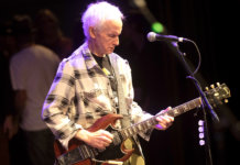Robby Krieger onstage