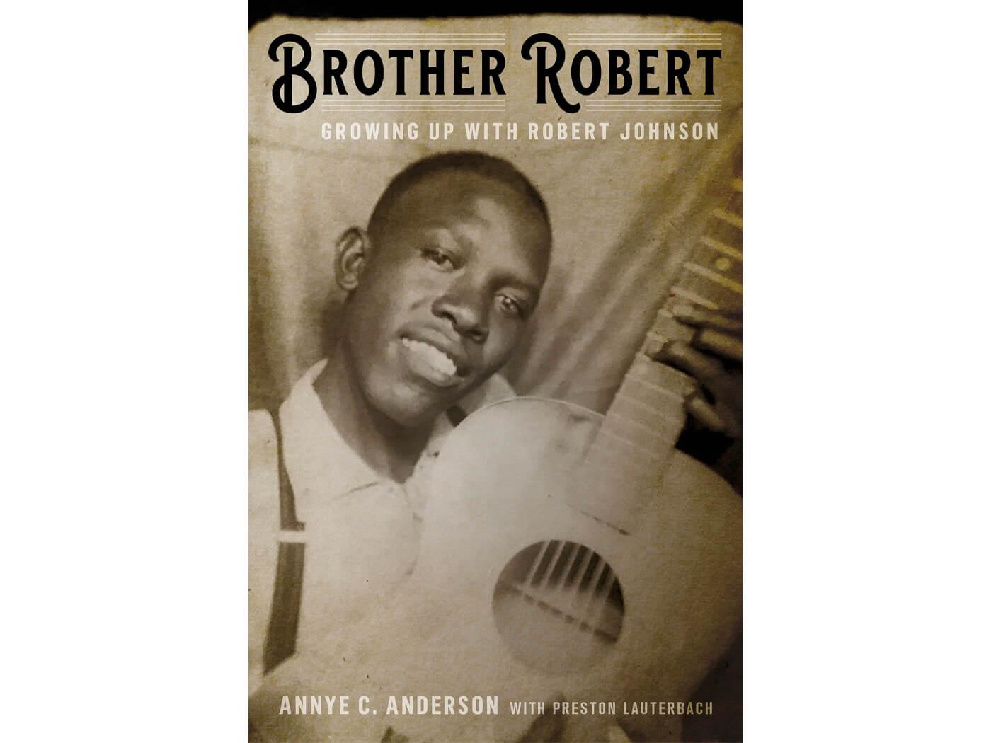 Robert Johnson on Brother Robert