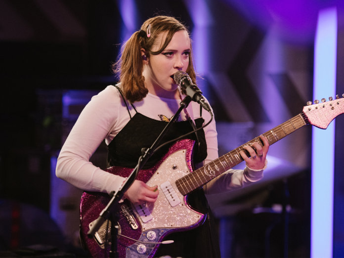 soccer mommy onstage