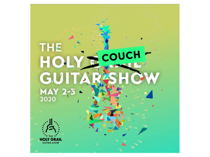 The Holy Couch Guitar Show