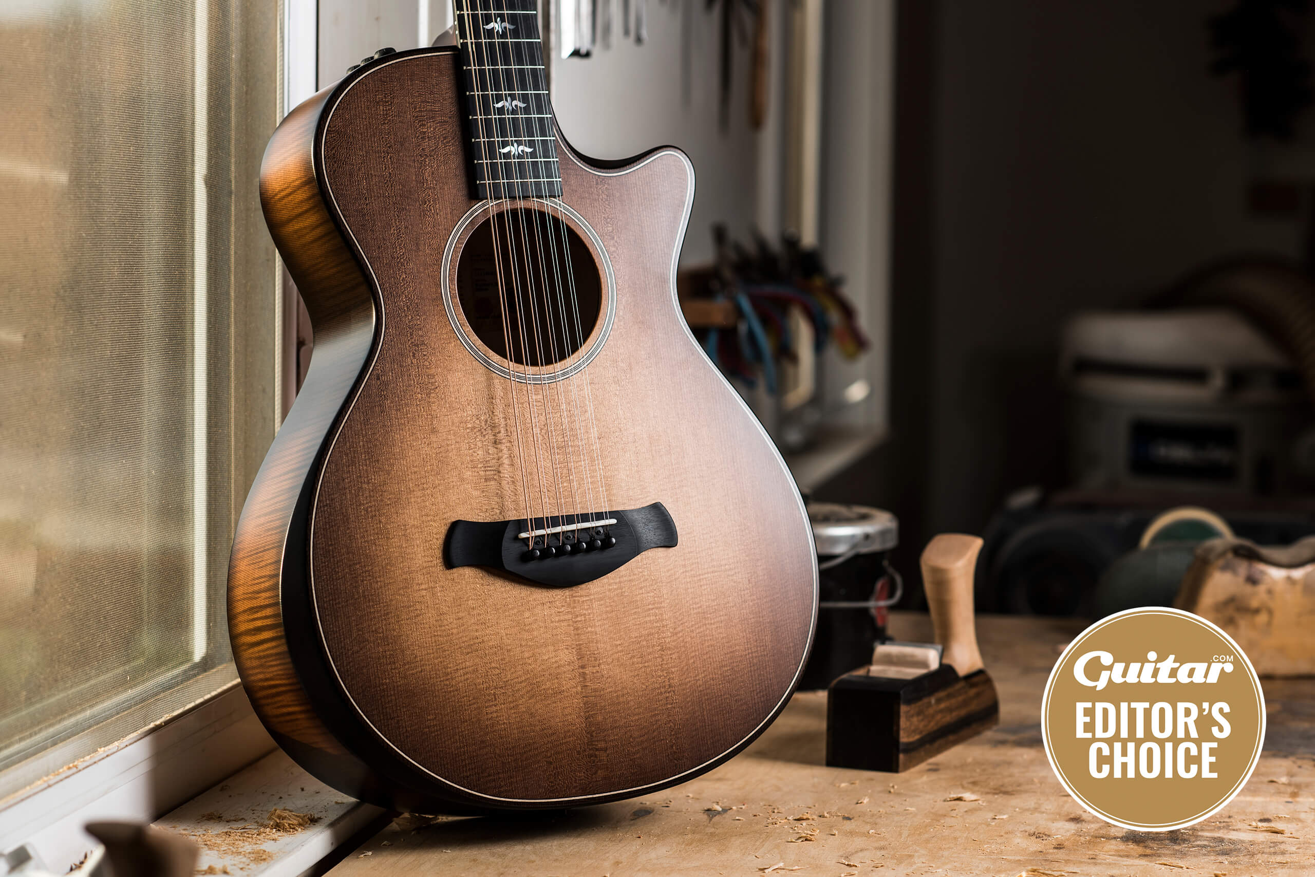 Taylor Builder's Edition 652ce 12 String