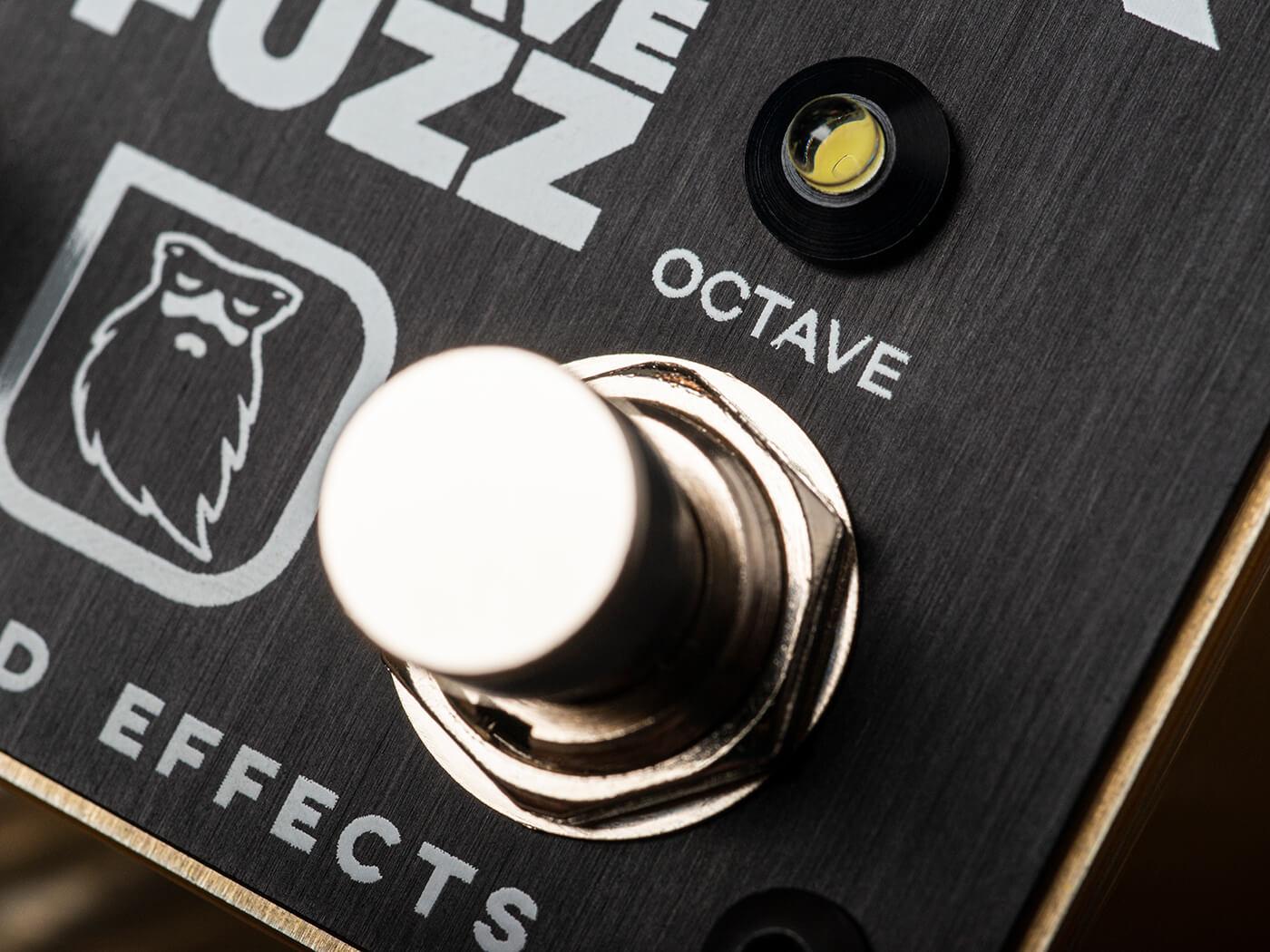 Redbeard Effects Honey Badger Button
