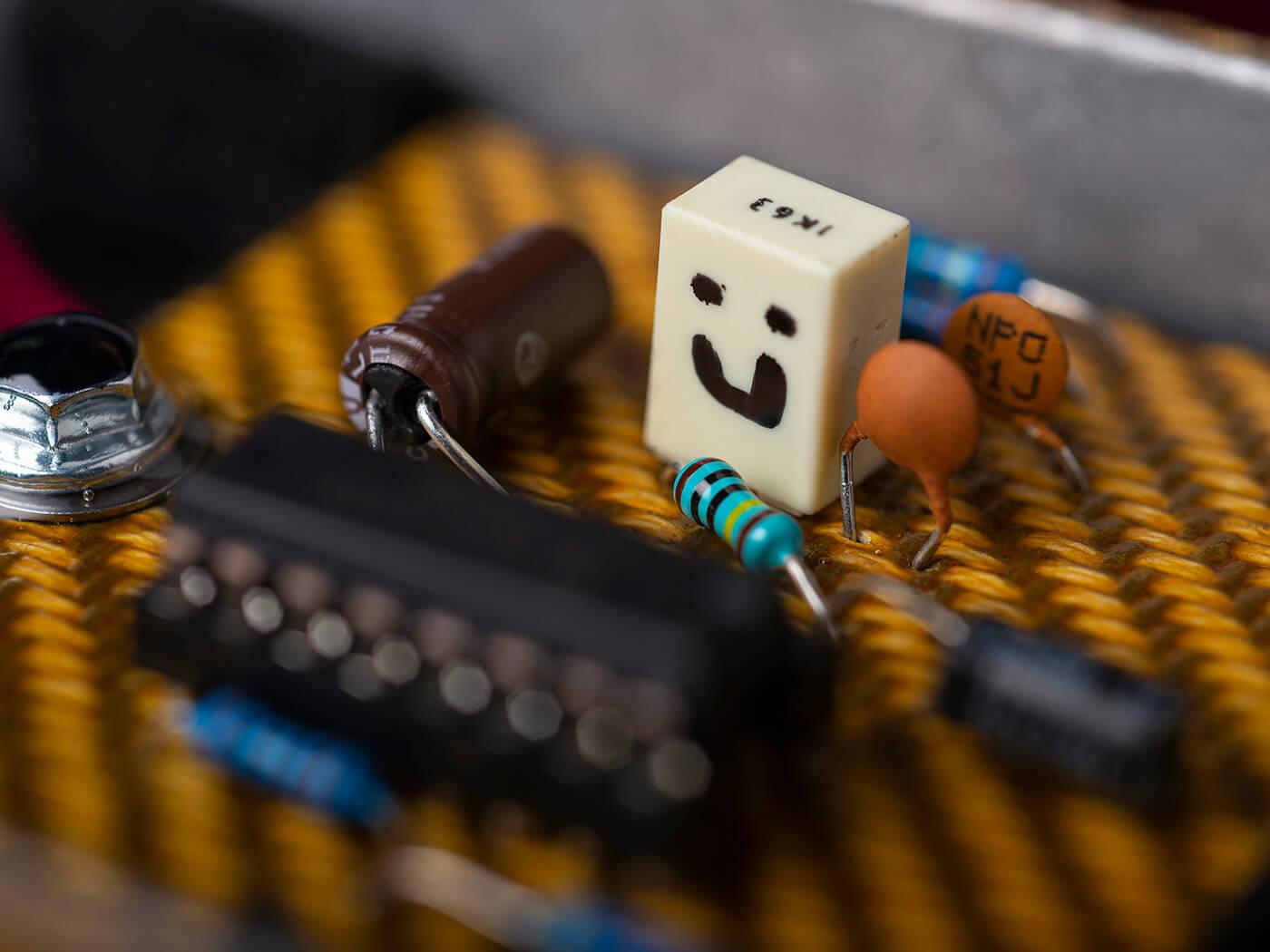 DanDrive Tweedy Circuitry