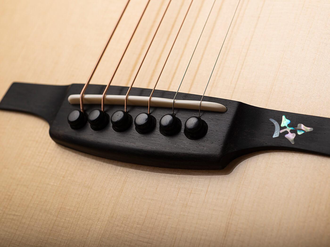 McNally Guitars Presentation OM Celtic Ivy Bridge