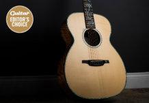 McNally Guitars Presentation OM Celtic Ivy
