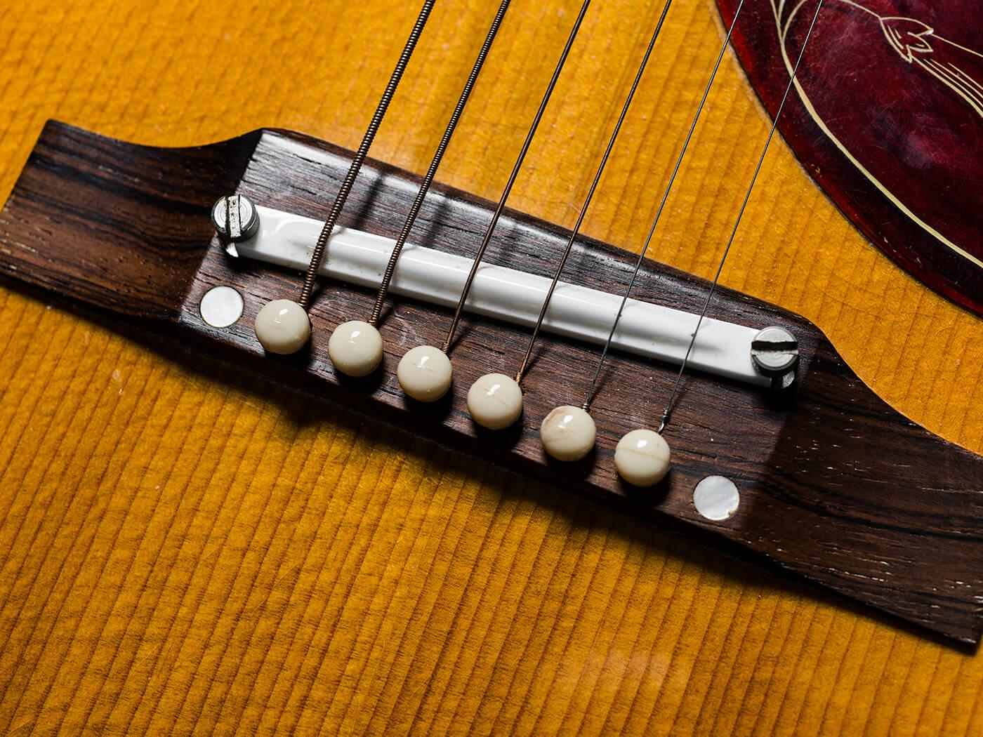 Brian Ray's 1963 Gibson 'Hummingdove'