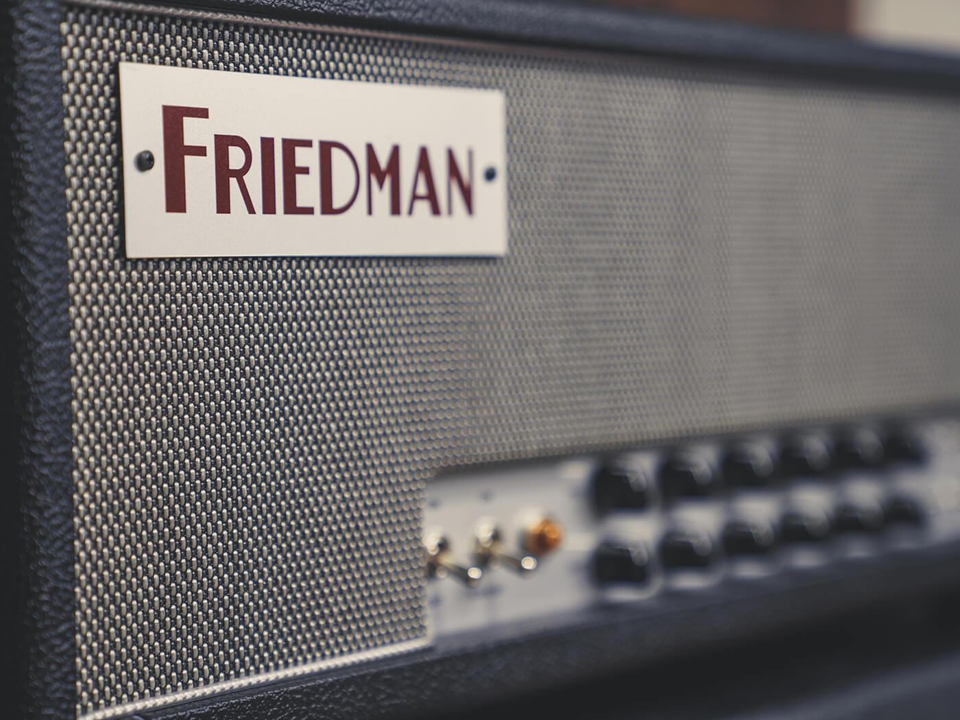 Talking Shop Friedman Amplification