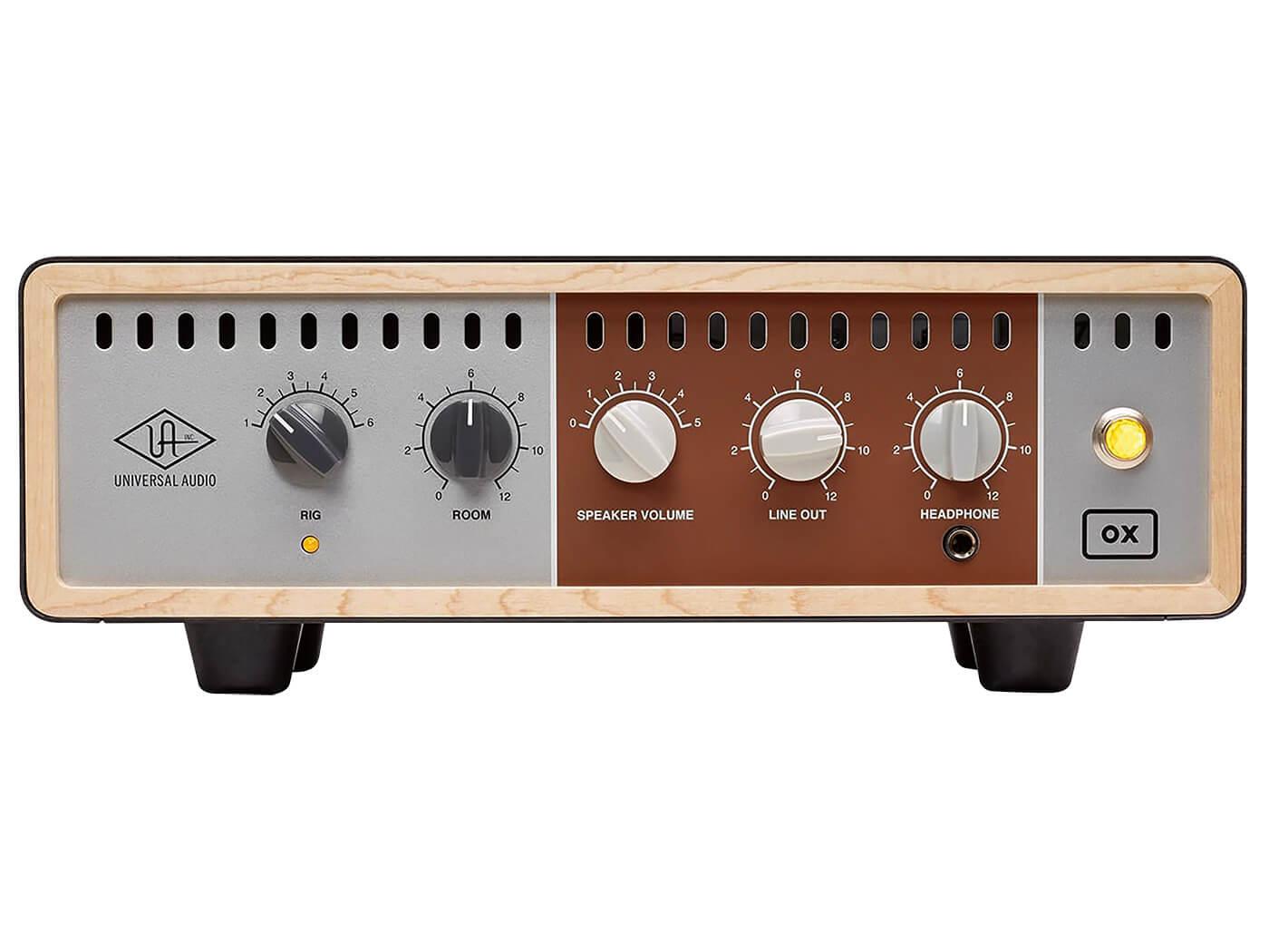 GM383 Home Recording OX Top Box