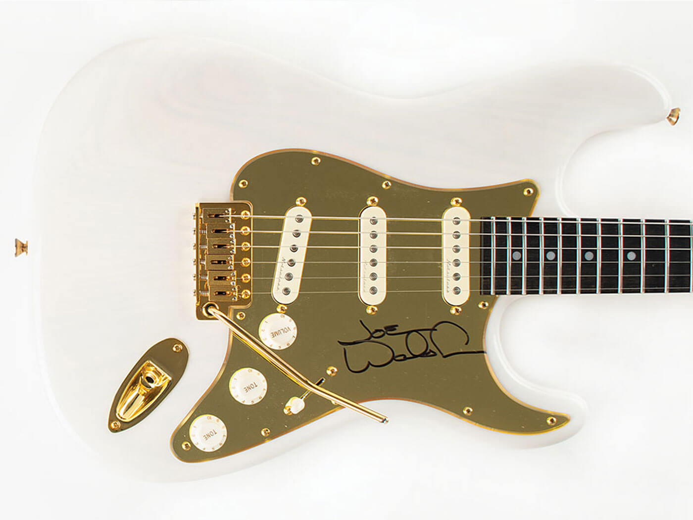 Joe Walsh's electric guitar
