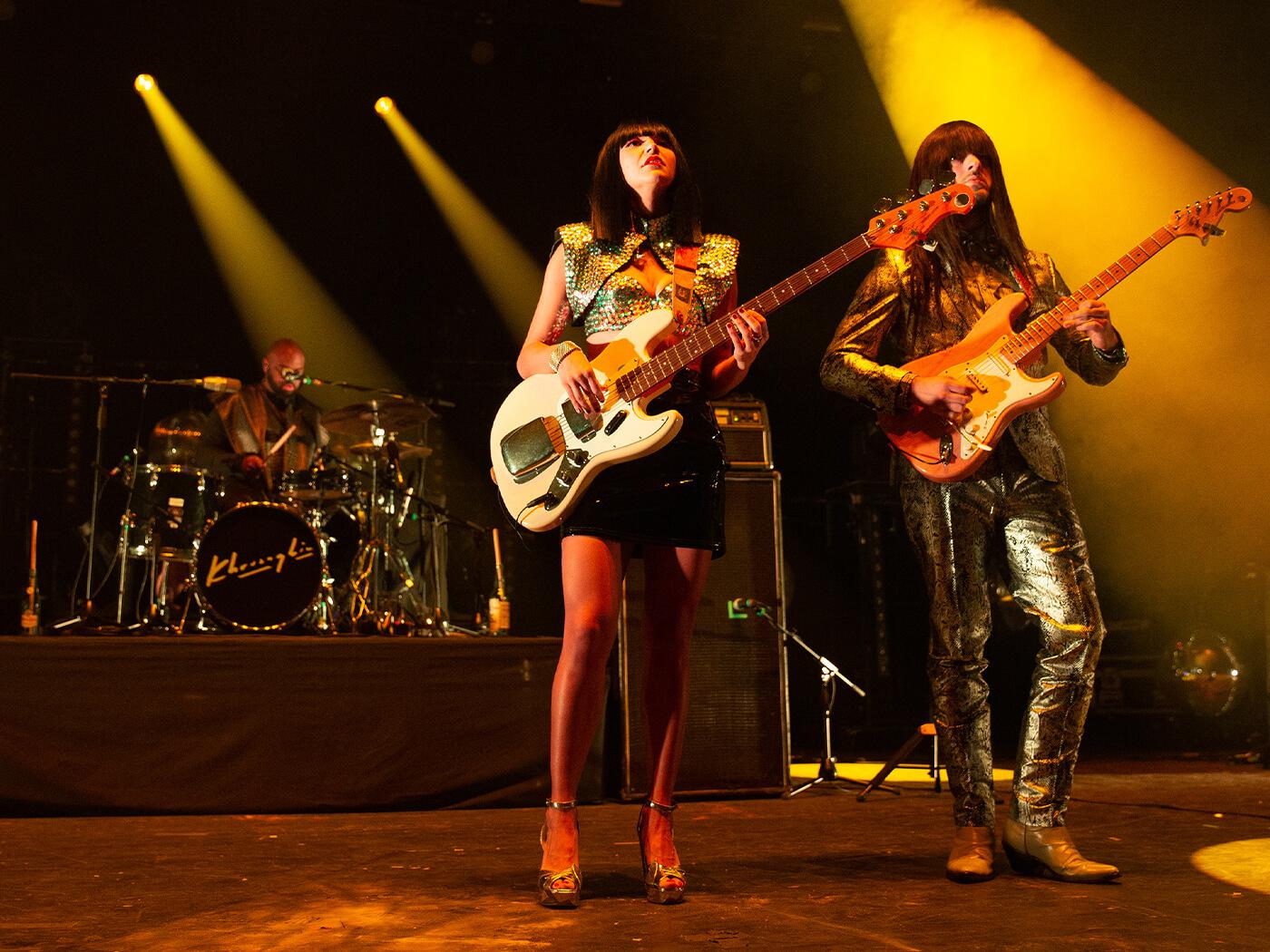 Listen: Khruangbin's third single from Mordechai, Pelota | Guitar ...