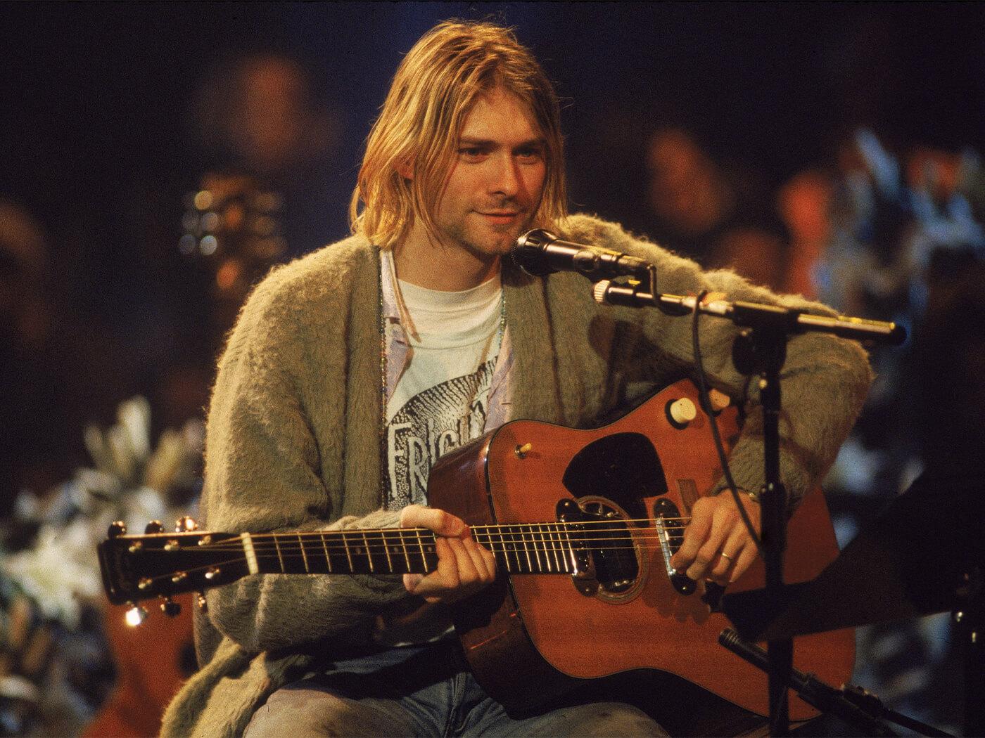 Kurt Cobain MTV unplugged