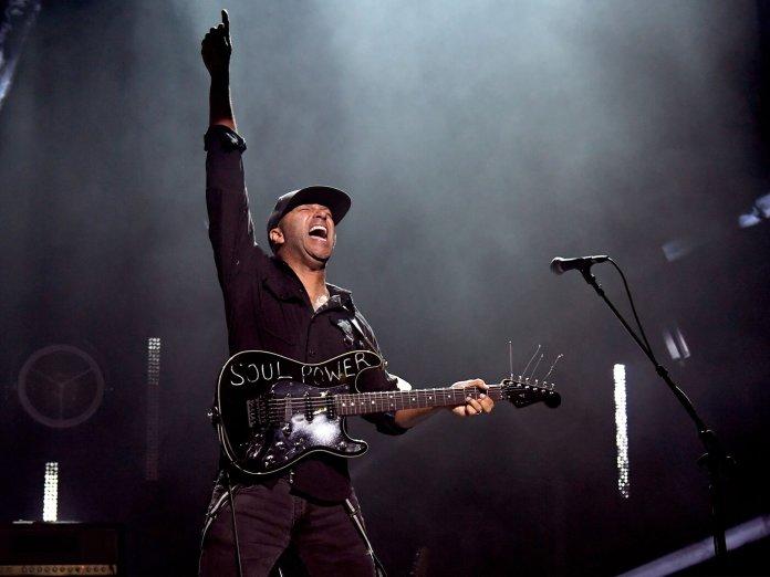 Tom Morello Guitar