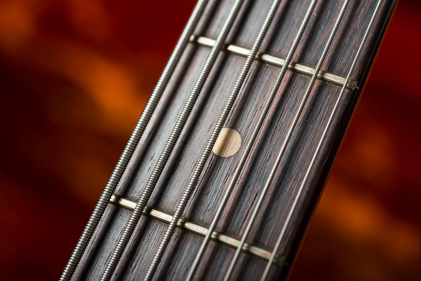VBT Fender Bass VI Fretboard