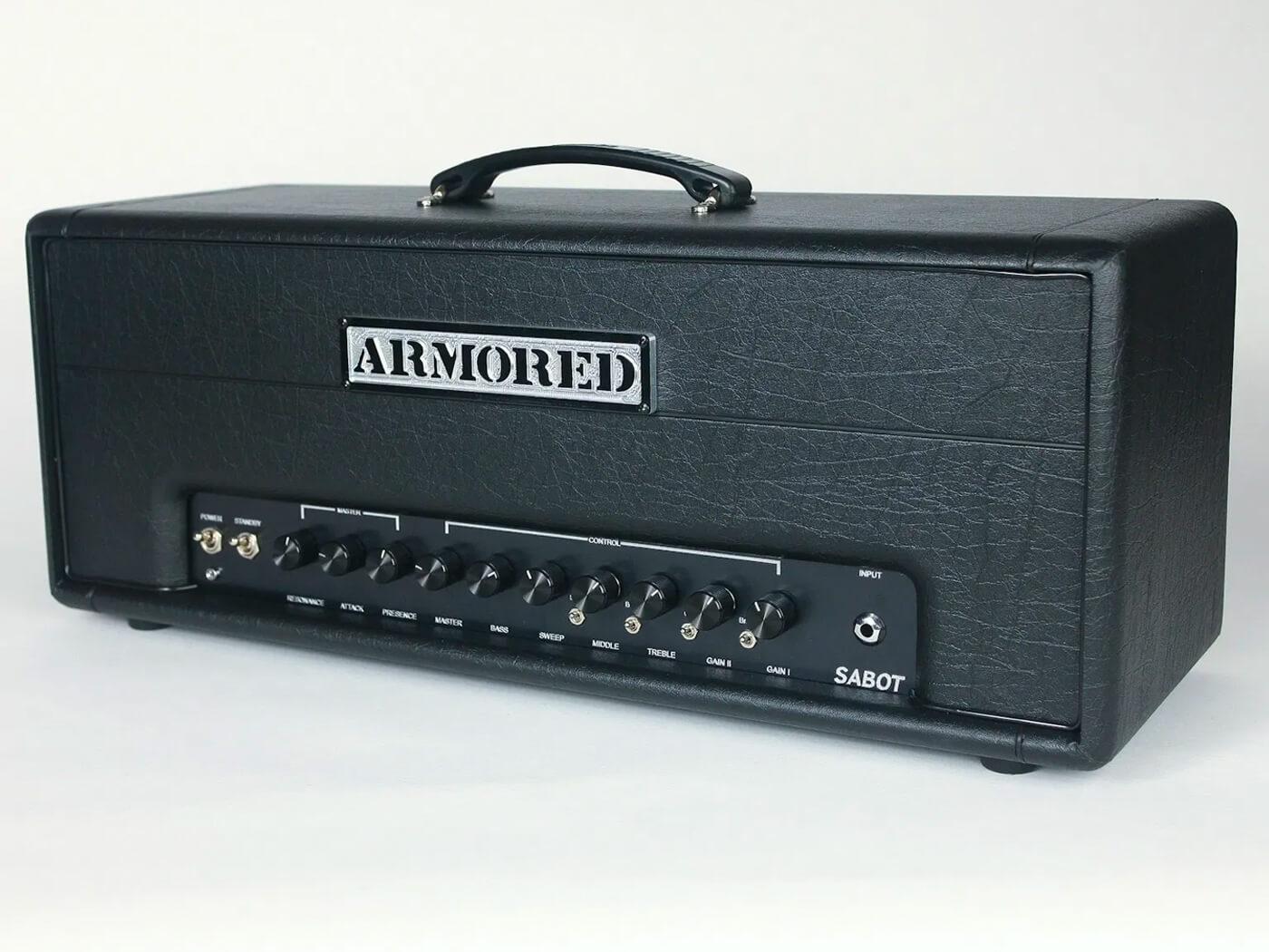 Armored Amp Sabot
