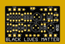 God City instruments BLM Tb circuit