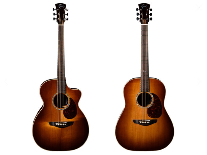 Faith Guitars Monarch Series