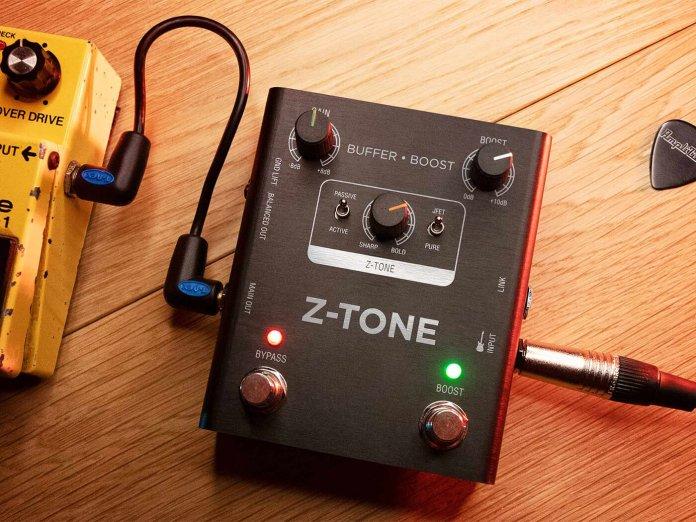 IK Multimedia Z-Tone Buffer