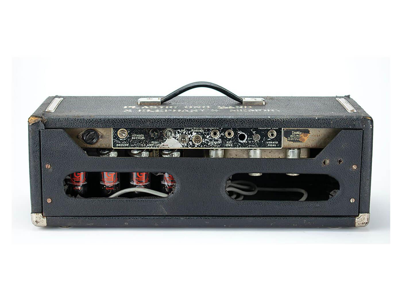 John Lennon's Fender amp
