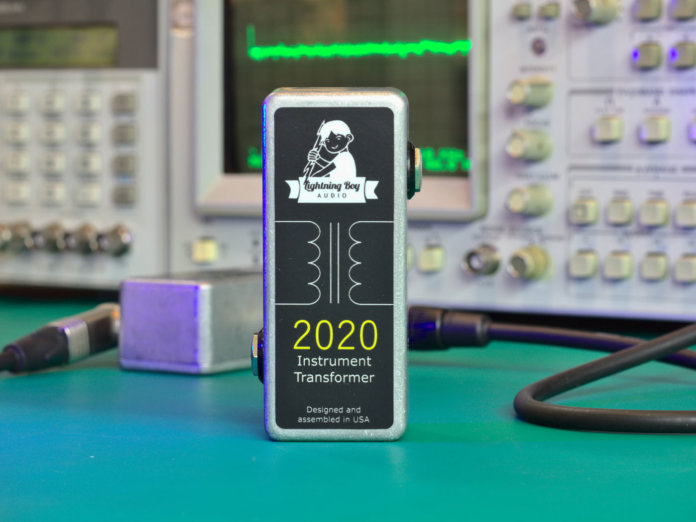 Lightning Boy Audio 2020 Transformer