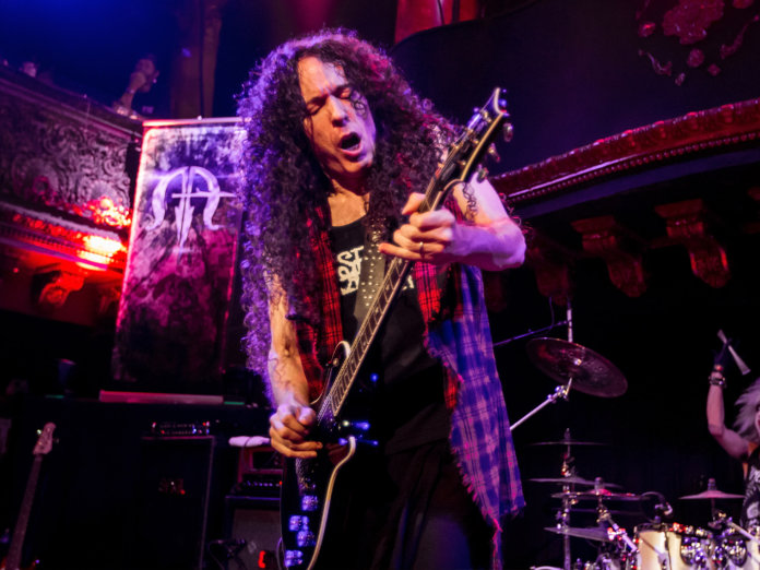 Marty Friedman onstage
