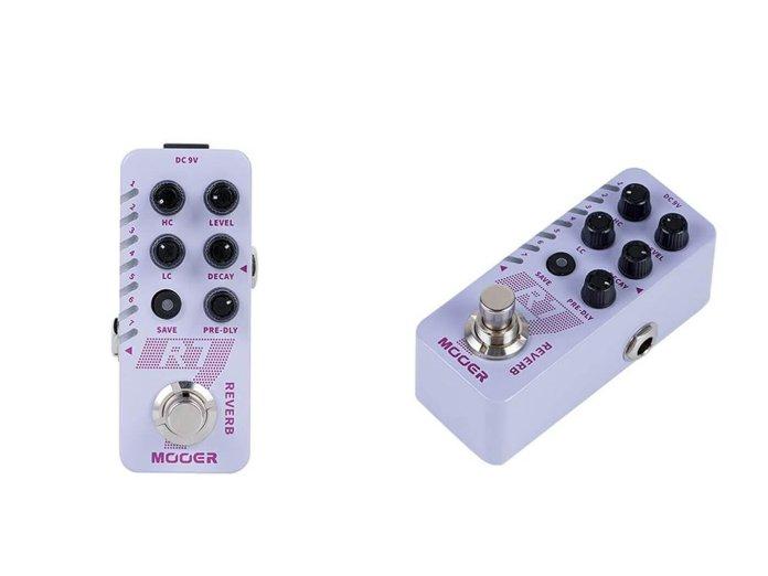 Mooer's R7