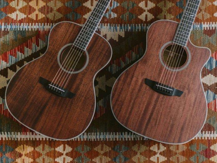 Orangewood Highland Mahogany models